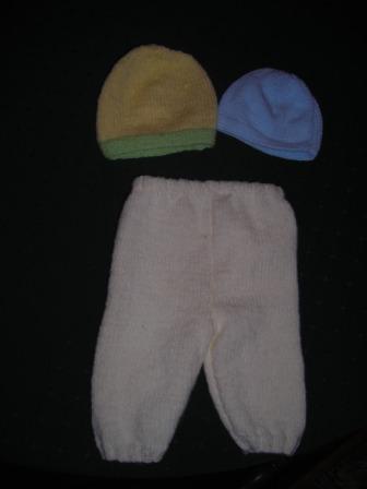 Offert par une tricoteuse du Lunevillois