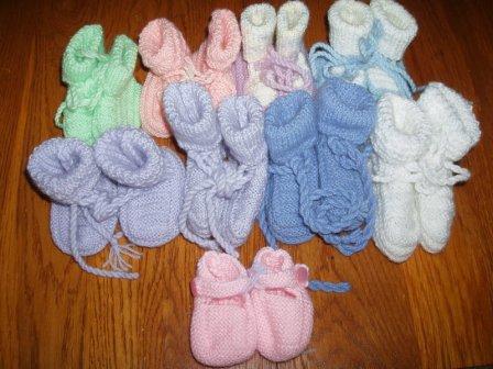 Offert par des tricoteuses de Bergere de France de Thionville (57)