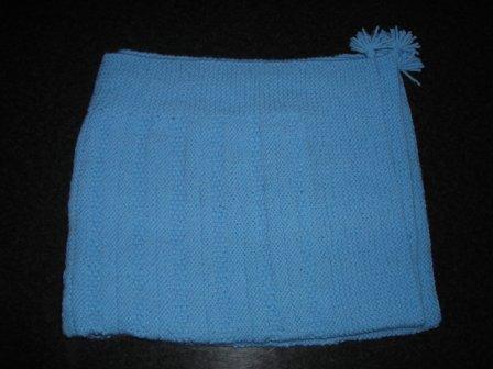 Offert par une tricoteuse de la paroisse de Nancy
