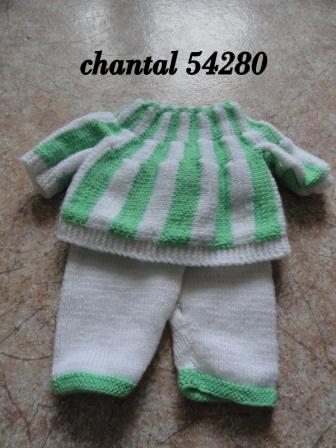 Offert par Chantal  (54280)
