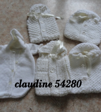Offert par Claudine (54280)