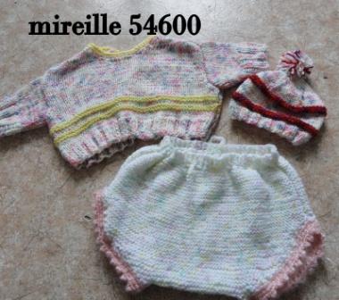 Offert par Mireille (54600)