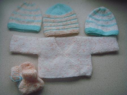 Offert par une tricoteuse du Lunévillois (54)